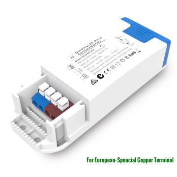 3W-12W Triac LED Dimmable Driver Constant Current with CE CB RCM SAA Approval