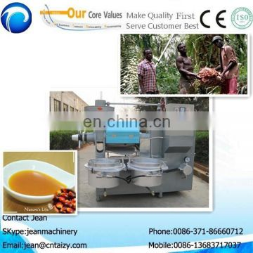 argan oil / palm fruit / sunflower / rape seed press equipment for small business at home