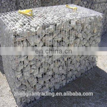 ISO Quality pvc coated welded wire mesh gabion box prices