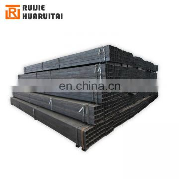 40*30 rectangular structural steel pipe, thickness 1.5mm ms rectangular hollow section tube