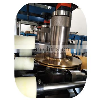 Advanced rolling machine for aluminum profile with electronic control system