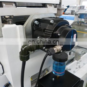 Window Door Processing Machine 4 Axis Mini CNC Machine Center For Aluminum Profile
