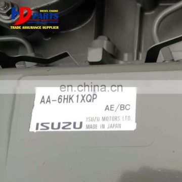 Isuzu 6HK1 Diesel Whole part Engine Assy