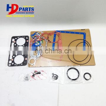 D722 Cylinder Head Gasket Overhaul Kit For Kubota K-008-2 Excavator Engine Parts