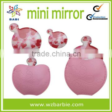 different shape mini mirror