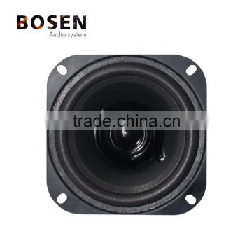 Nice tone & Excellent quality with cheap price 4 inch car speakers