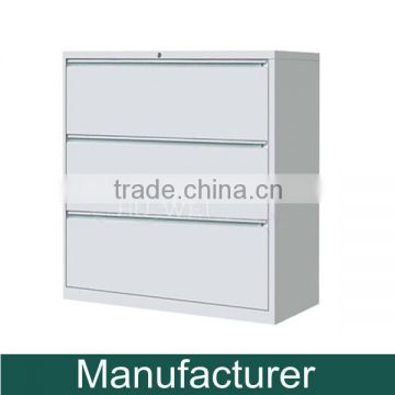 3 Drawer Steel Horizontal Storage Cabinet