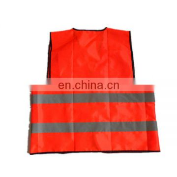 100%Polyester Cycling Custom Warning Vest