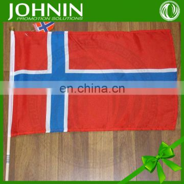 wholesale custom polyester print handheld national all country flags