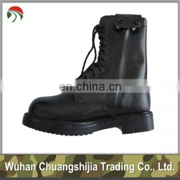 Safety Top Layer Leather Military Boots