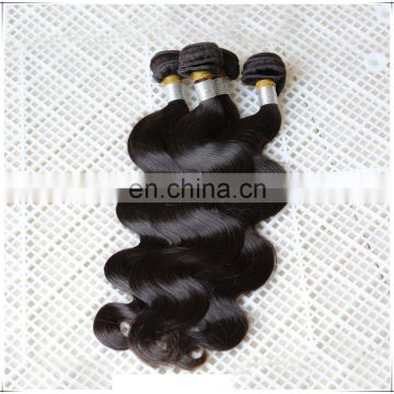 factory price cheap 100% sew unprocessed virgin hair extension pure human hair