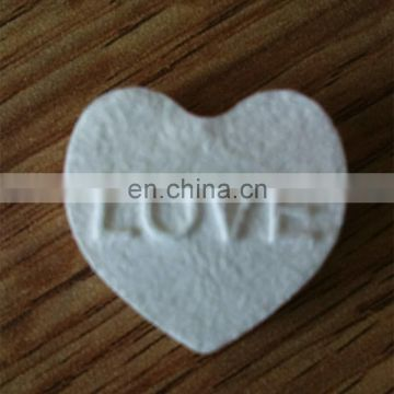 Manufacturer Supply Mini Custom Shaped Magic Tablet Towel