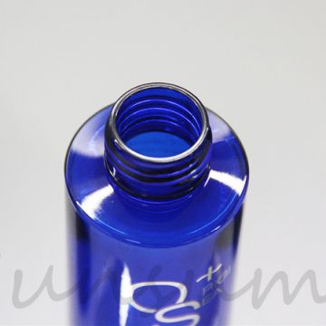 150ml Blue Toner Water Facial Cleaner Cosmetic Bottle