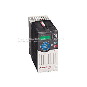 25A-D1P4N114  PowerFlex 523 0.4kW (0.5Hp) AC Drive