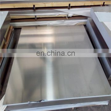 Mirror finish gold color coated Stainless steel sheet 321 304