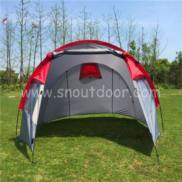 High-density Mesh Large 4 Man Tent 4 Person Hiking Tent