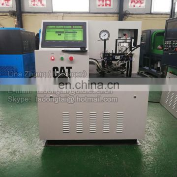 CAT4000L HEUI test bench with computer system