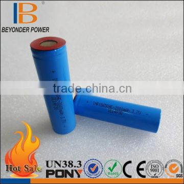 Best quality low price lithium battery ml2032 for samsung 18650 battery charger accessory rechargeable batteries manufacturer