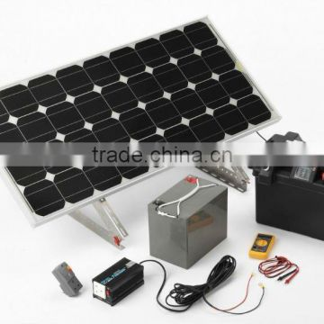 1 Complete with battery and brackets 3000w solar cooling system