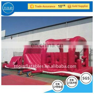 Good quality equipment 5k obstacle course outdoor playground with great price
