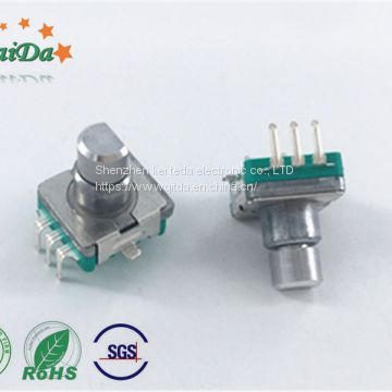 Kei teda supply EC11 rotary encoder dimmer switch encoder speed adjustable sound