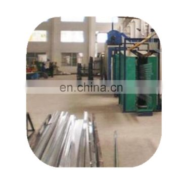 Automatic powder coating line for aluminum window and door