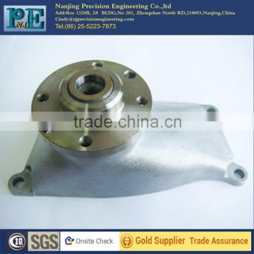 Precision casting iron engine cover,cnc machining automotive engine parts                                                                         Quality Choice