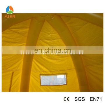 8m / 26ft inflatable dome or spider tent / inflatable tent with Removable Side Panels / Aier event Promotional tent