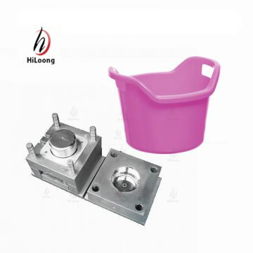 plastic bucket tools manufacturing china mould factory