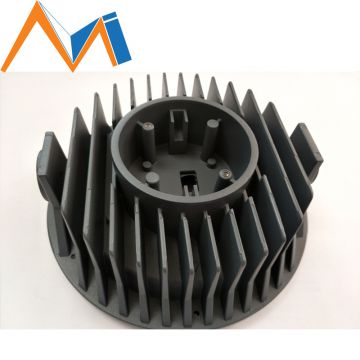 Professional Factory Aluminum Radiator Casting by OEM Service