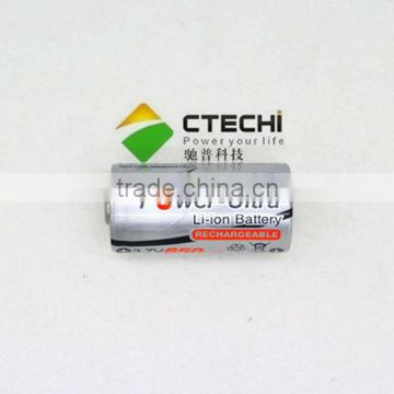 lithium ion rechargeable ICR17335 battery