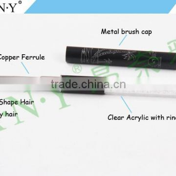 ANY Nail Art UV Gel Design Oval Professional Nail Art Brushes