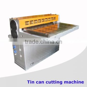 2015 year electric tin cutting machine