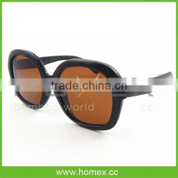 2015 new style fashion bamboo sunglasses/HOMEX
