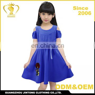 d7390647f High quality wholesale child clothing birthday dress for girl of 7 years old  of Children dress from China Suppliers - 158098602