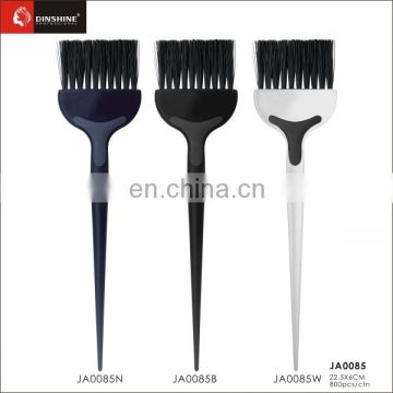 hot sale plastic hair colour tint brushes