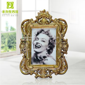 Resin photo frame; Lastest photo frame; 4X6/ 5X7 magnetic photo frame; Picture photo frame; Magnetic photo frame
