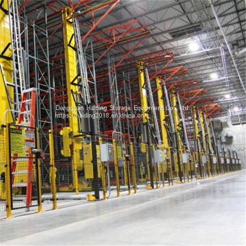 Factory Supply Automated Warehouse Racking ASRS System