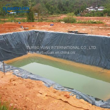 reinforced polyethylene pond liner / waterproof hdpe sheet for pond liner wholesale prices
