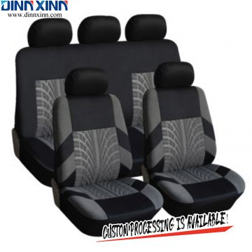 DinnXinn Mercedes 9 pcs full set woven infant car seat cover supplier China