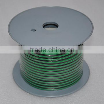 Good Quality china supplier speaker wire for car audio cables with Copper conductor 1/0 copper speaker wire