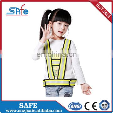 Best Selling kids mesh safety vest