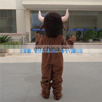 2016 new launched wild animal costume series, buffalo cartoon costume