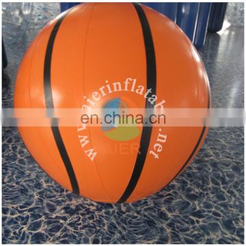 Airtight Inflatable Basketball Hoop for outdoor playing