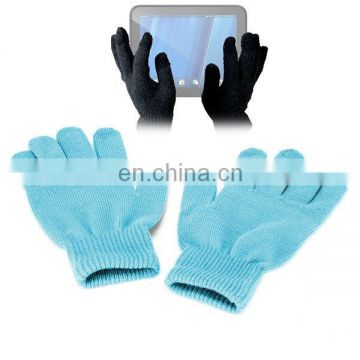 Smart Screen Soft Touch Gloves For Promotional gifts
