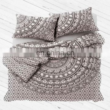 Luxury Comfortable Adult Queen Size 100% Cotton Hotel bed sheet duvet cover