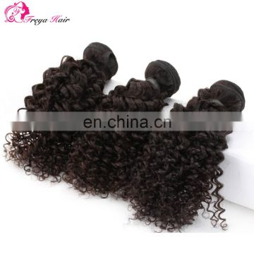 Fast shipping china hair factory wholesale price curly wave virgin mongolian cheap human hair bundles