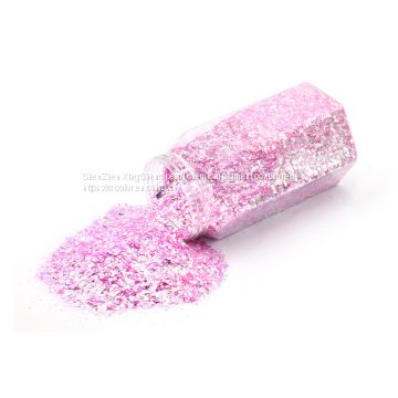 PET loose glitter makeup loose glitter with wholesale price