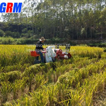 Good working performance in Ghana mini rice combine harvester factory price