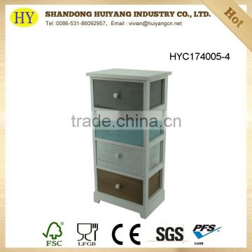 New design living room wood cabinet with many drawers